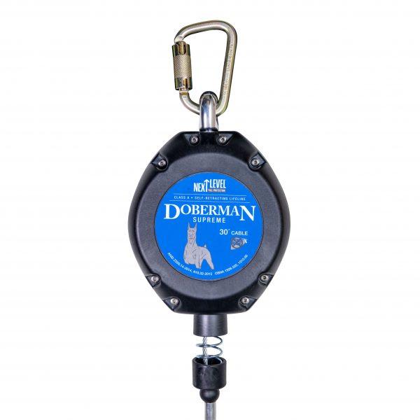 Doberman Supreme 30ft Class A Self-retracting Cable